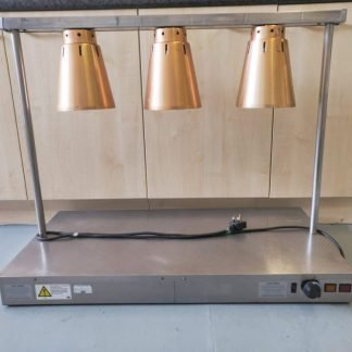 3 Lamp Heat Unit