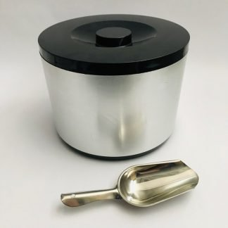 Aluminium Ice Bucket and Scoop