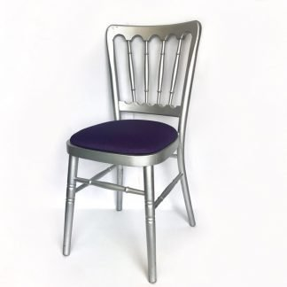 Banqueting Chair Silver
