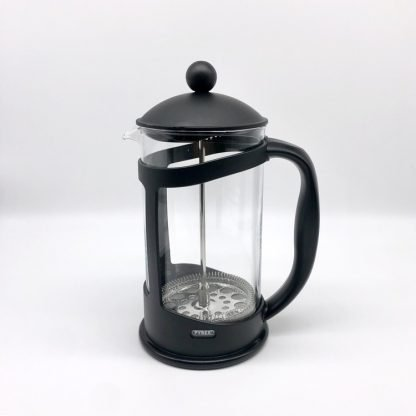 Black Cafetiere 8 Cup