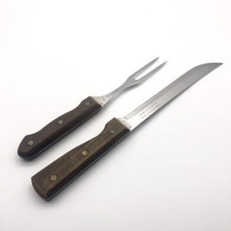 Carving Knife & Fork