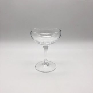 5oz Champagne Saucer