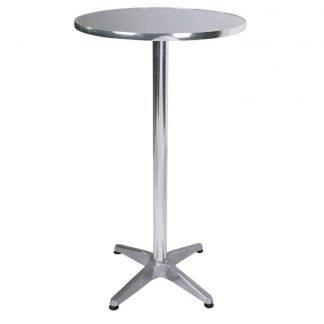 Chrome Cocktail Table