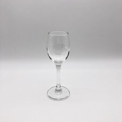 Plain Crystal 2oz Sherry Glass