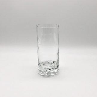 Plain Crystal Tall Tumbler/Slim Jim Heavy Base 12oz