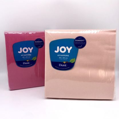 Duni Napkin Pack 60 in Variety of Colours