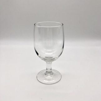 Small 11oz Elegant Berer Glass