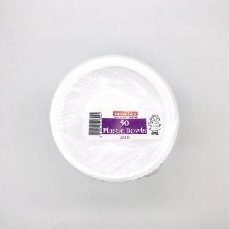 Foam Bowls 50 pack