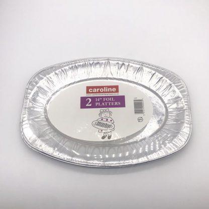 Foil Platter 14 Inch