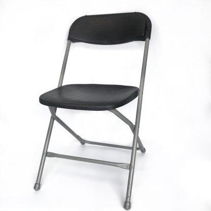 Folding Chair Straight Back