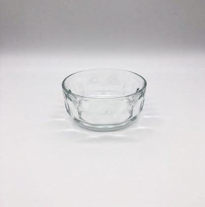 4 Inch Glass Nut/Dip Tray