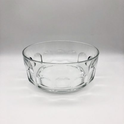 9 Inch Glass Salad Bowl