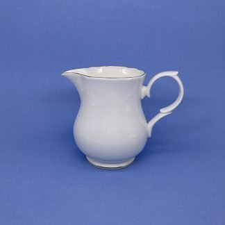Gold Edge China Milk Jug