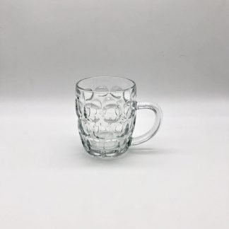 Half Pint Dimple Beer Mug