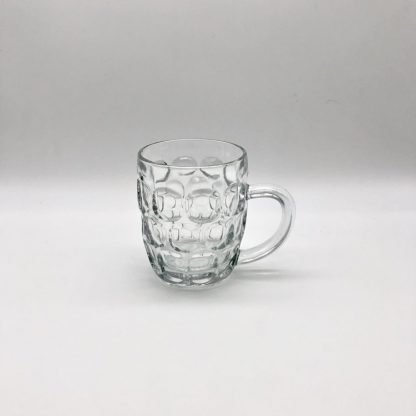 Half Pint Dimple Beer Mug