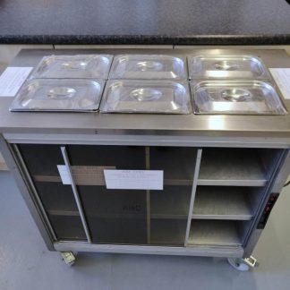 Electric Hotcupboard Bain Marie