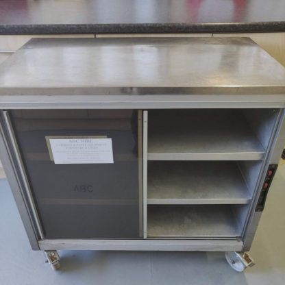 Electric Hotcupboard Flat Top