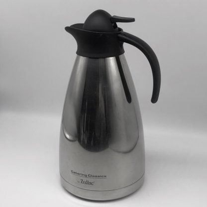 Insulated Chrome Coffee Buttler 2L