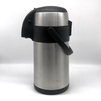 Insulated Pump Flask For Coffee