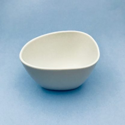 White China Noodle Bowl