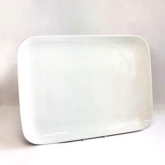 Oblong China Platter