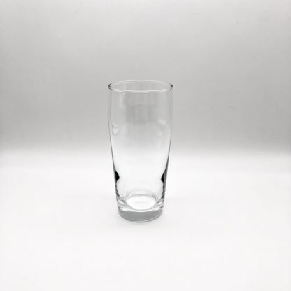 Full Pint Straight Beer Glass