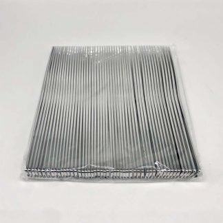 Plastic Knife Metallic 50 Pack