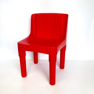 Red Childrens Chair