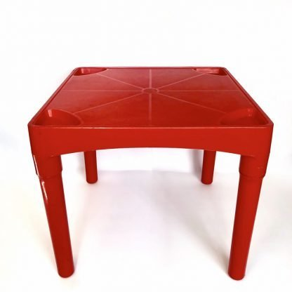 Red Childrens Table