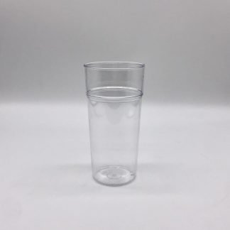 Reusable Plastic Half Pint