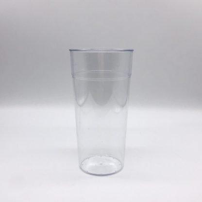 Reusable Plastic Pint
