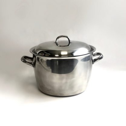 Stainless Steel Saucepan 25 pint