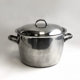 Stainless Steel Saucepan 40 pint