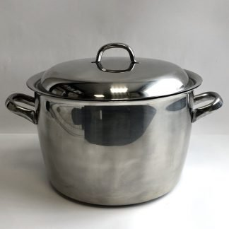 Stainless Steel Saucepan 80 pint