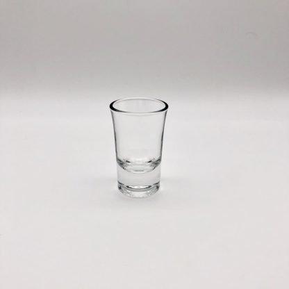 Straight Small 1oz Shot Glass