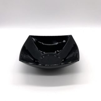 Square Black Medium Bowl