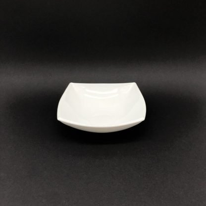Square White Small Bowl