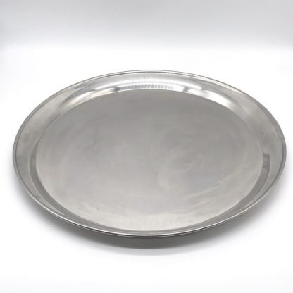 Stainless Steel Round Tray 16 Inch