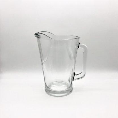 Three Pint Glass Straight Water Jug