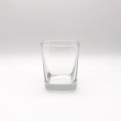 Square Glass Whisky Tumbler