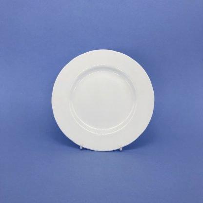 White Bone China Side Plate
