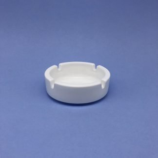 White China Ashtray